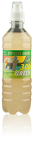 Fitness Drink CT300 Green лайм-каркаде 0,5л
