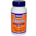 Taurine 500mg 100cap (NOW)