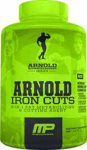 Arnold IRON CUTS 90c (MP)США