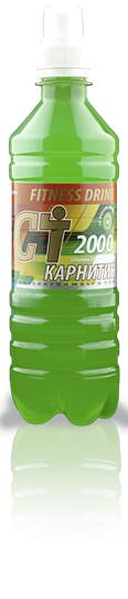 Fitness Drink CT2000 Карнитин киви 0,5л