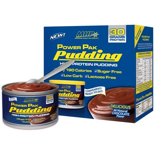 Power Pak Pudding ваниль 250гр (MHP)