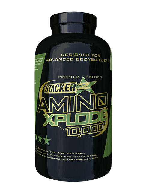 Amino Xplode 10.000 420t (Stacker Europe BV)США