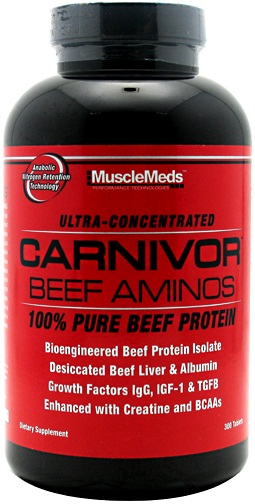Beef Aminos 300tab (MuscleMeds)США