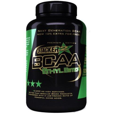 BCAA Ethyl Ester 198 c (Stacker Europe BV)США