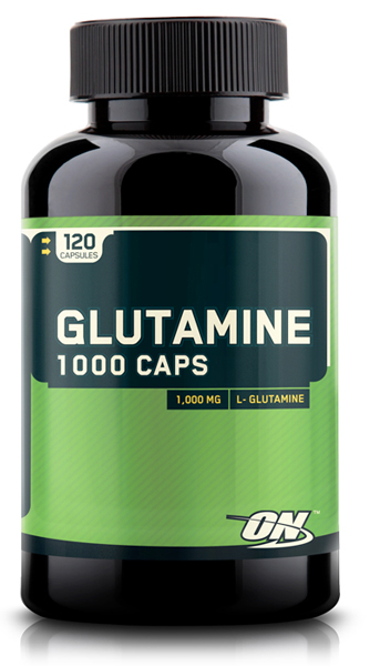 Glutamine caps 1000 mg. 120с (O.N.)США