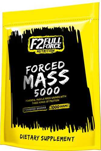Forced Mass 5000 земляника-банан 1000g (Full Force)