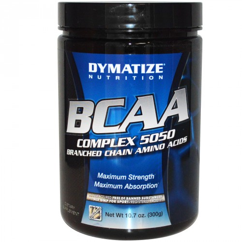 BCAA Powder 300 gm (DYM)
