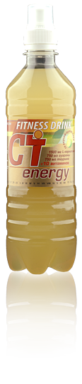 Fitness Drink CT Energy лимон-лайм 0,5л