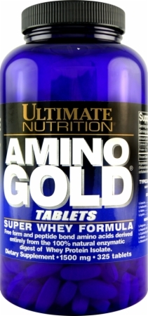 Amino gold capsules / 1000mg 250c (ULTIMATE)
