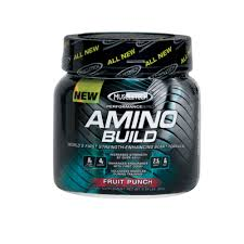 Amino Build 267 г фрукты (MuscleTech)США