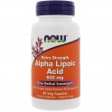 Alpha Lipoic Acid 600мг 60кап (NOW) США