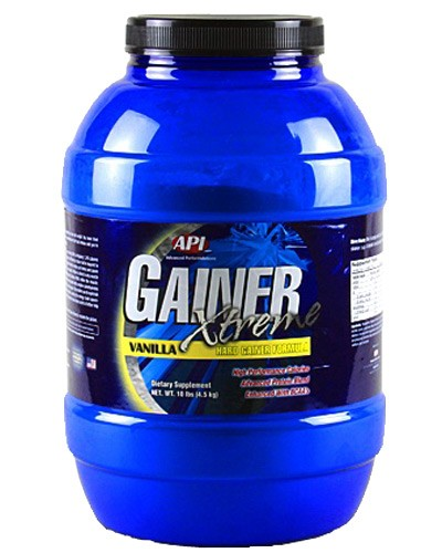 GAINER XTREME CHOCOLATE 10 LB (API)