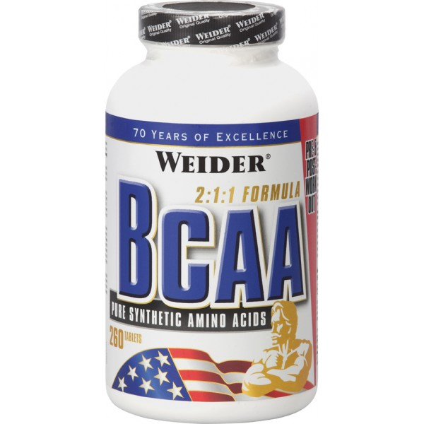 All Free Form BCAA 260т (Weider)Германия