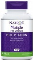 Multiple for Women Multivitamin 90 табл (NATROL) США
