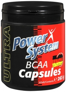 BCAA Сaps 360 капсул (Pow. Sys.)