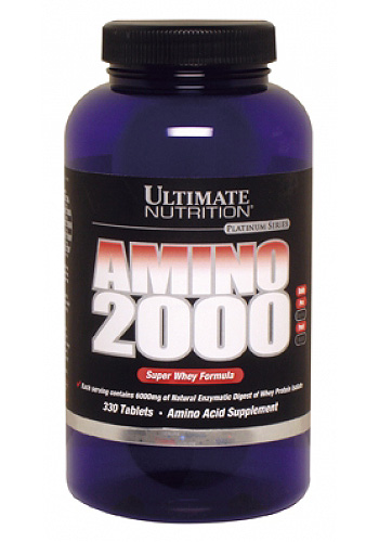 Super whey amino 2000 330t (ULTIMATE)