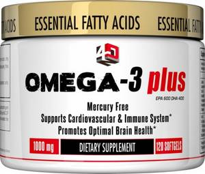 Omega 3 Plus 120 softgel (4DN)