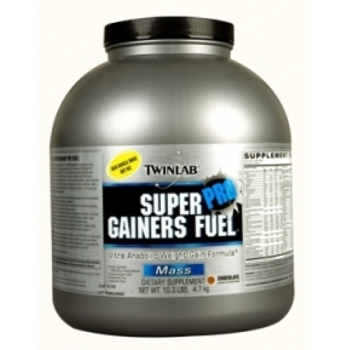 Super Gainers Fuel  4,68кг ваниль (TWINLAB)США