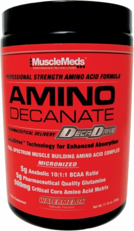 Amino Decanate 360гр арбуз(MuscleMeds)США