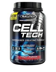 Cell Tech perfomanse Виноград 1,4 кг (MuscleTech)США