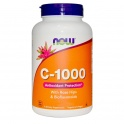 Vitamin C 1000mg 100c (NOW)